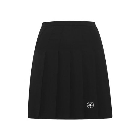 girls-black-pleated-skirt-holmfirth-high-school-huddersfield